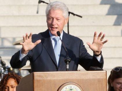 Bill Clinton (Frederick M. Brown / Getty)