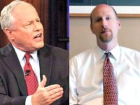 Bill Kristol and David French AP Photos