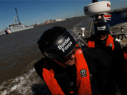 French Coastguard Warns Of Migrant Drownings In English Channel, As 20 Rescued Off Kent