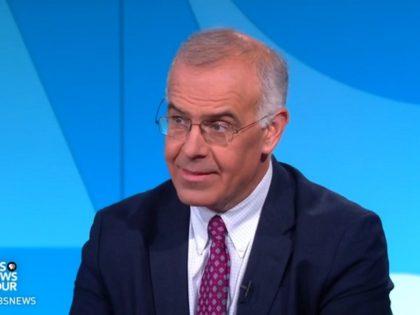 """David Brooks on 5/6/16 """"PBS NewsHour"""""""