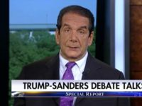 Krauthammer: Hillary Would Be the 'Sure Loser' in Trump-Sanders Debate