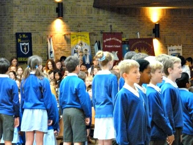 Catholic school children flickrdiocese of arundel brighton