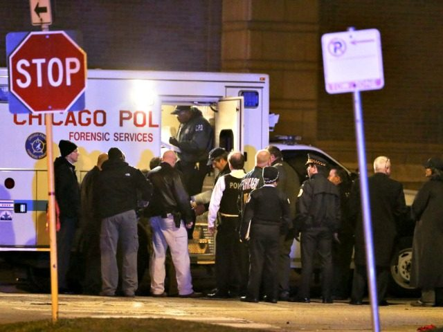 Chicago Shootings Nuccio DiNuzzoChicago Tribune via AP