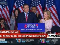 Watch: Cruz Suspends Campaign