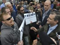 Ted Cruz: Donald Trump 'Hates Guns'