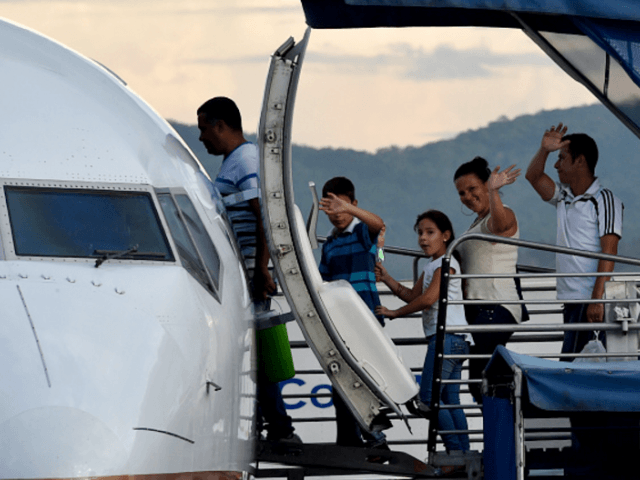 Airfare for Cuban Migrants