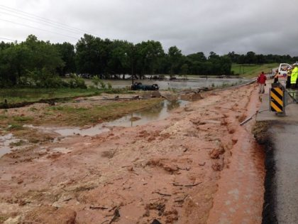 Darren Mitchell - Vehicle swept off road - The Eagle - ElizabethKamenicky