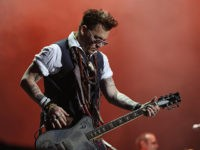 #ImWithAmber: Fans Call for Boycott of Johnny Depp's Sweden Rock Concert over Abuse Allegations