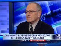 Dershowitz: 'Black Lives Matter Is Endangering the Fairness of Our Legal System'