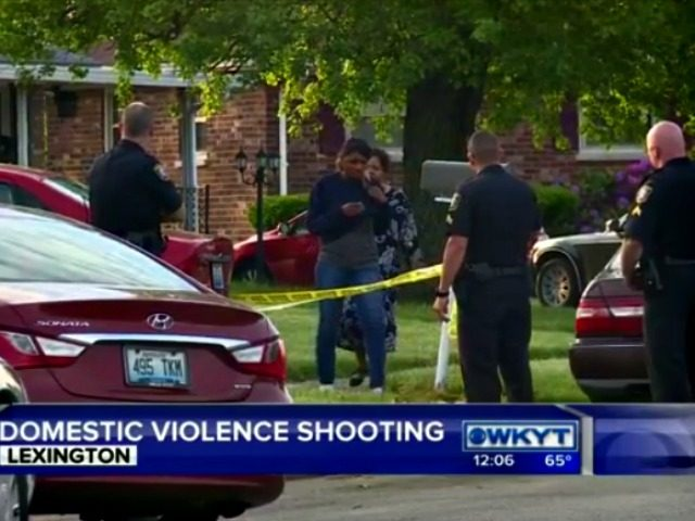 Domestic Violence Shooting WKYT