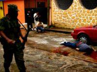 Drug Violence in Mexico AP