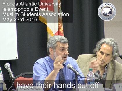 FAU Professor Defends ISIS Capital Punishment