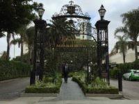 Fairmont hotel (Joel Pollak / Breitbart News)
