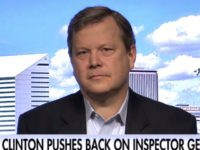 Schweizer on Hillary's Email: The Story Keeps Changing and It Doesn't Make Sense