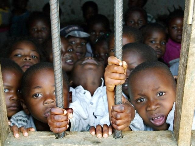 orphanage in Malawi