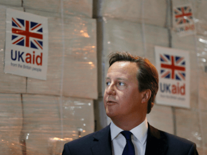Foreign Aid Spending Has Risen 144 Per Cent Over Past Decade