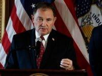 Utah Governor Gary Herbert on October 6, 2014 in Salt Lake City, Utah