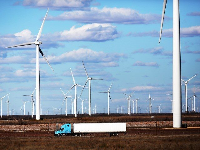 Wind Farm brings green energy to Texas
