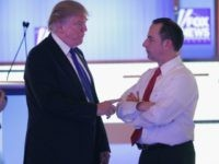 Reince Priebus: 'Highly, Highly Doubtful' Nominee Won't be Donald Trump