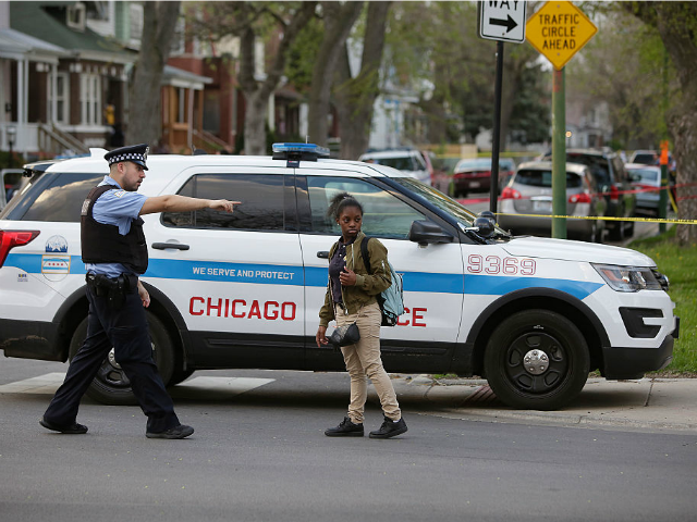 Chicago Police Claim Success Capping Crime In Violent Chicago Using