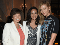 Valerie Jarrett, Laura Jarrett and Karlie Kloss attend TIME and People's Annual White House Correspondents' Association Cocktail Party at St Regis Hotel on April 29, 2016 in Washington, DC. (Photo by