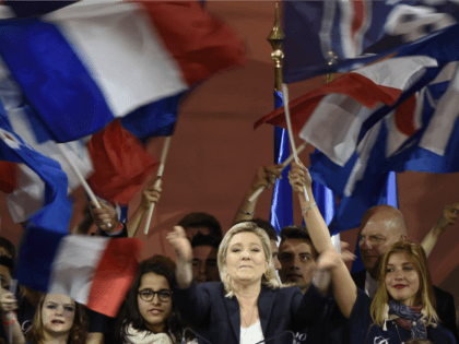 Front National Now Top Choice For French Youth