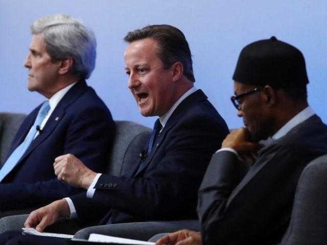 Prime Minister David Cameron Hosts Anti-Corruption Summit