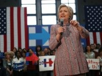 Hillary Clinton Could Drag Down Democrat Ticket