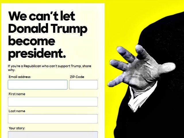 HRC Web Page Screenshot