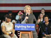 Hillary Campaign-2016 AP