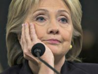 Hillary Clinton Bored Carolyn KasterAP
