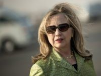 Panic: Hillary Clinton to Rush Back to California This Week