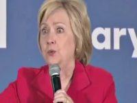 Hillary Imitates Donald