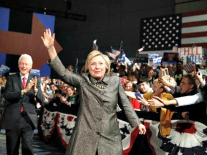 Bill Clinton in Southern California: Hillary Champion of 'Freedom Loving' Muslims