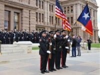 Texans Gather at State Capitol to Honor Fallen Police Officers
