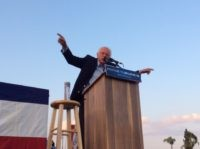 Bernie Sanders: 'We're Gonna Win This State, and Win it Big'