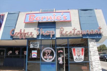 Bernie's (Dustin Stockman / Breitbart News)