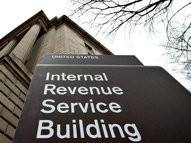 IRS building AP