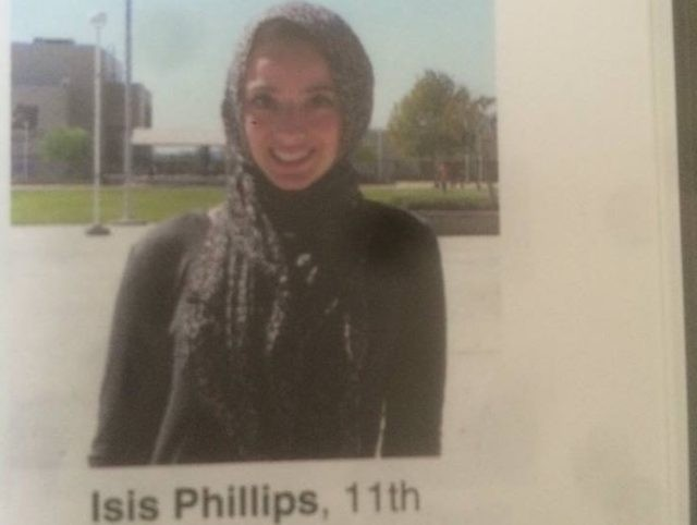 ISIS yearbook (Bayan Zehlif / Facebook)