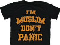 Iraqi Hospitalised In Germany By Fellow Migrants For 'I'm Muslim Don't Panic' T-Shirt