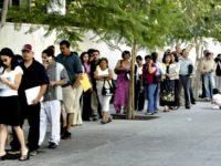 Immigration line AP