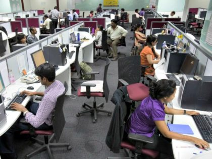 Indian High Tech Workers Reuters