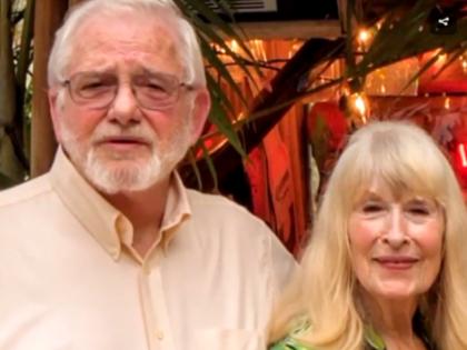 John and Barb Moles