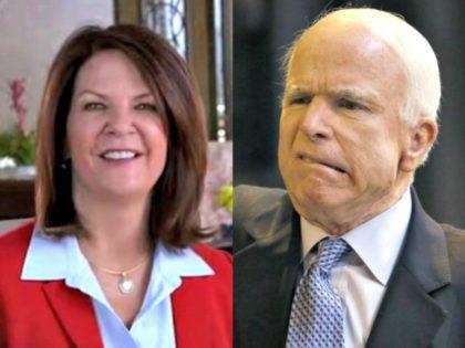 Kelli Ward YouTube John McCain AP