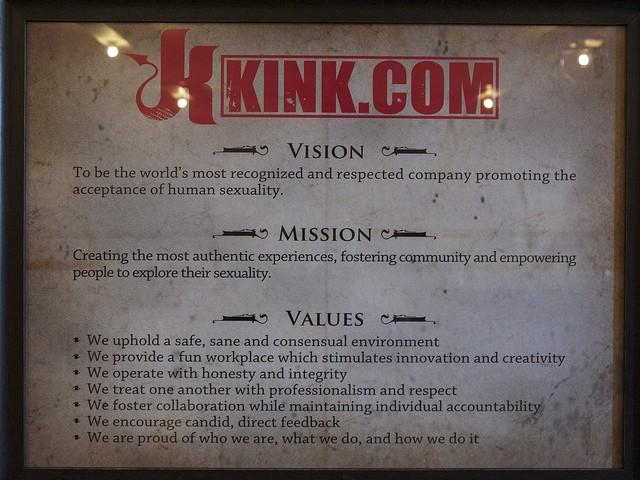 Porn Company Kink.com Cited for 'Condoms Optional' Policy