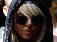 Lady Gaga in Israel (Uriel Sinai / Getty)