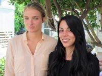 Lesbian couple (Jennifer Sinco Kelleher / Associated Press)