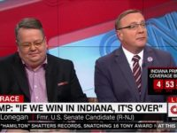 Cruz Supporter Steve Lonegan on Trump: 'We're Not Going to Nominate Hillary Clinton with a Penis'