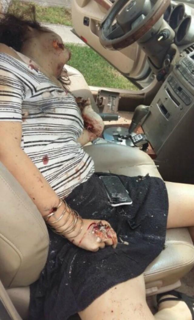 Los Zetas Murdered Woman