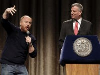 Louis C.K. to Host Bill de Blasio Fundraiser as NYC Mayor Battles Corruption Investigation
